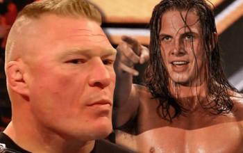 Matt Riddle Wants WrestleMania Match Against Brock Lesnar