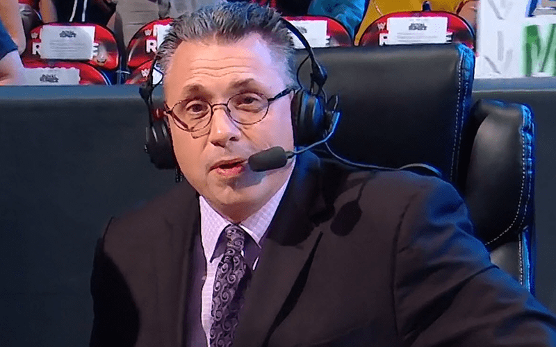 Michael Cole Makes WWE History At 2020 Royal Rumble