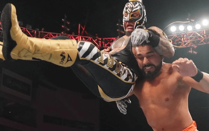 Rey Mysterio Reveals Reason Why He Missed WWE Wrestlemania 36 2