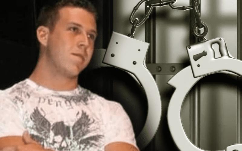 bret-arrested
