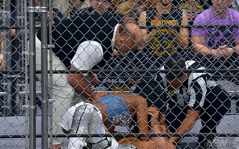 end-of-cage-match-aew-dynamite
