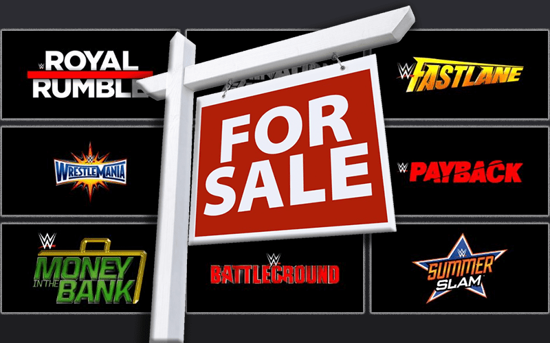 for-sale-wwe-pay-per-view