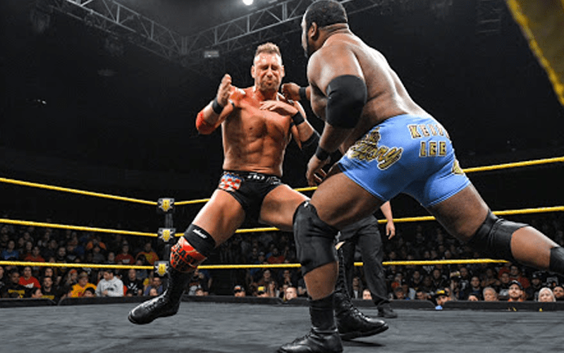 Dominik Dijakovic On His History With Keith Lee Before Wwe Nxt