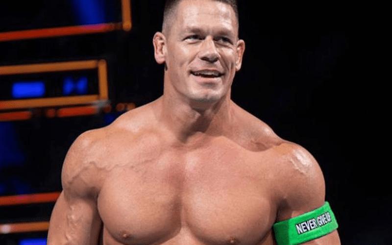 John Cena Reveals 'Checklist' Before WWE SmackDown Return - Ringside News