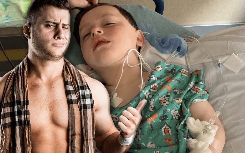 Mjf Calls Young Fan Out Of Surgery A Mistake To Hype Aew Revolution