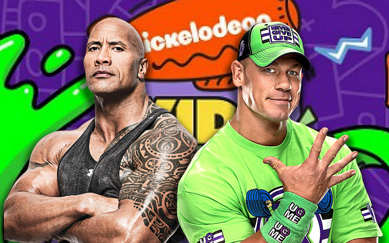 the-rock-john-cena-nick-kids-choice-awards