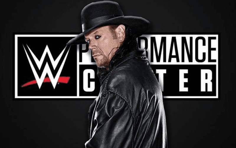 undertaker-wwe-performance-center