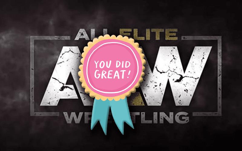 aew-award-you-did-great
