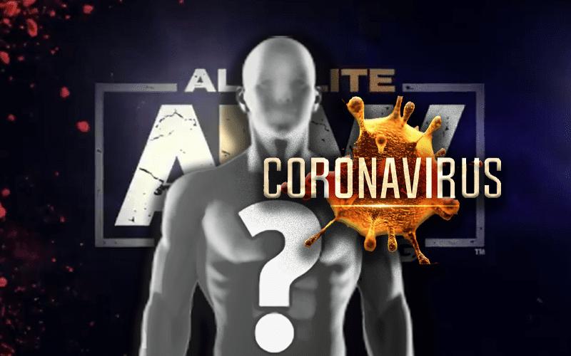 aew-coronavirus-spoiler