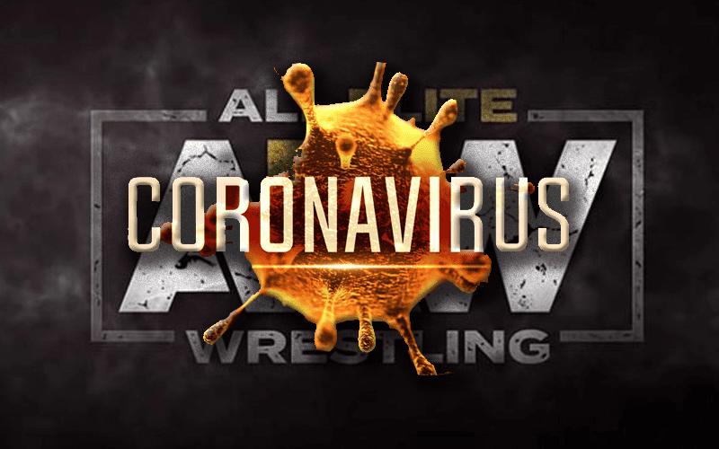 aew-coronavirus