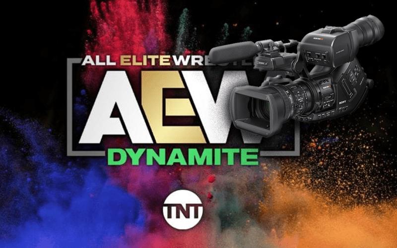 aew-filming-dynamite