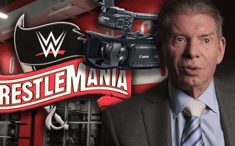 vince-wrestlemania-filming-pc