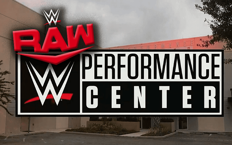wwe-raw-performance-center