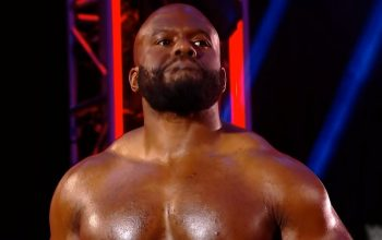 Apollo Crews Talks Sitting In Catering After WWE Call Up