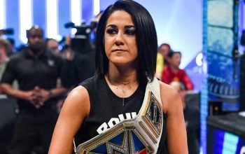 Bayley Reveals Cancelled WWE WrestleMania Entrance Plans