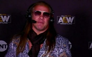 Chris Jericho Returning To AEW Commentary