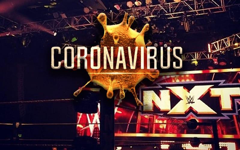 coronavirus-nxt-wwe