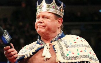 Jerry Lawler Ads Cause Cease & Desist Letter To Be Sent