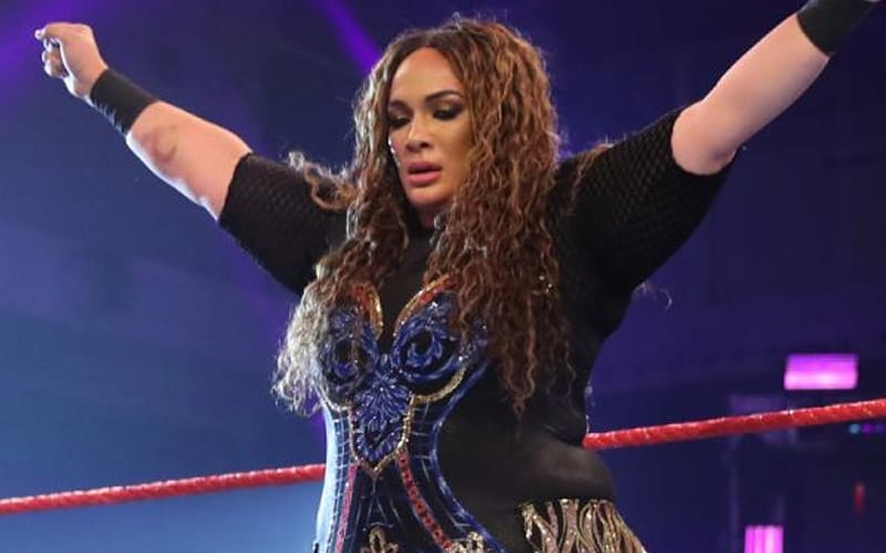 WWE news: Nia Jax REVEALS what she told The Rock when she