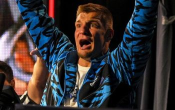 How WWE Planned To Use Rob Gronkowski Before Exit