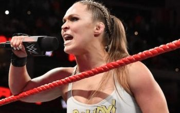 Ronda Rousey's WWE Contract Set To Expire Today