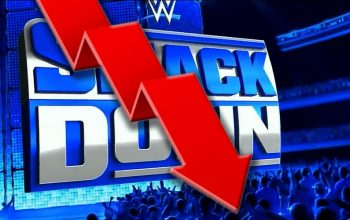 WWE SmackDown Sees Slight Dip In Viewership This Week