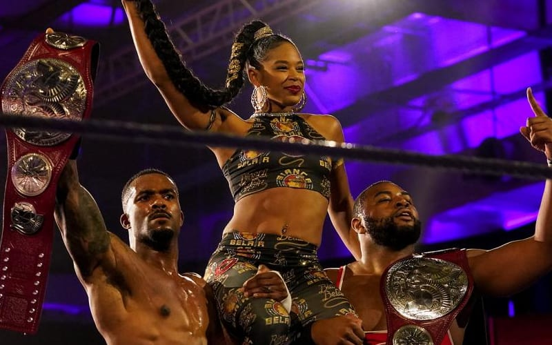 WWE's Likely Plan For Bianca Belair After WrestleMania 36