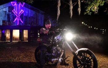 Whose Motorcycle The Undertaker Used During WrestleMania Boneyard Match