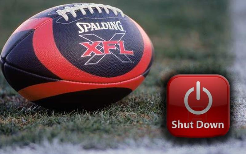 xfl-shut-down
