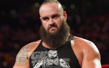 Braun Strowman Injured & Likely Off WWE TLC