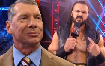 Drew McIntyre Will 'Harass' Vince McMahon About WWE Pay-Per-View In The UK Until It Happens