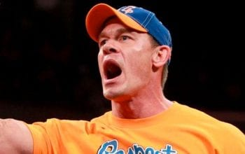 WWE Files New Copyright Associated With John Cena