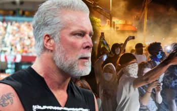Kevin Nash Warns Against Joining Minneapolis Riots 'Let's Not Add Another Life'