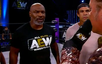 Jim Ross Talks Missed Opportunity During Mike Tyson AEW Appearance