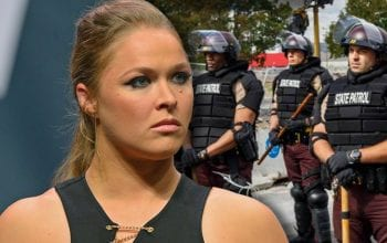 Ronda Rousey Calls For Police Reform With Civilian Oversight