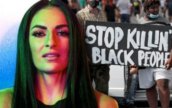 Sonya Deville Calls For Fans To Step Up In Response To George Floyd Protests