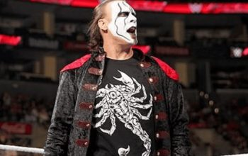 WWE Pulls All Sting Merchandise From Their Official Shop