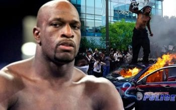 Titus O'Neil In Response To George Floyd Riots: 'I Don't Condone The Violence, Yet I Understand'