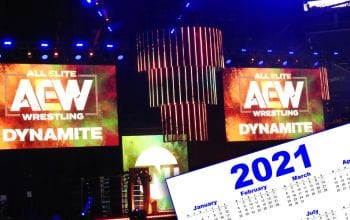 AEW Pushes Live Date Back To 2021