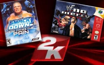 WWE 2k Developers Drawing Inspiration From Classic Wrestling Video Games For Next Outing