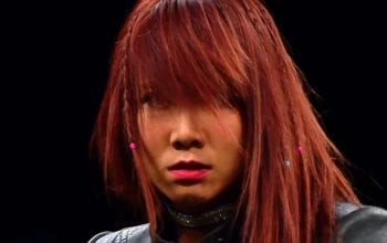 Kairi Sane Reacts to Being Busted Opened by Nia Jax on WWE RAW