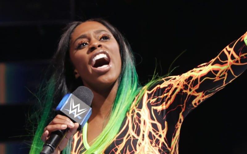 Naomi-Angry