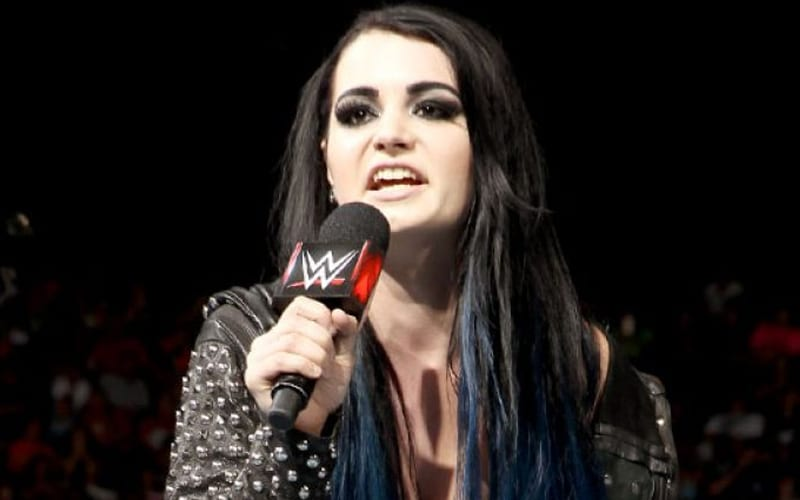 Paige-Not-Happy
