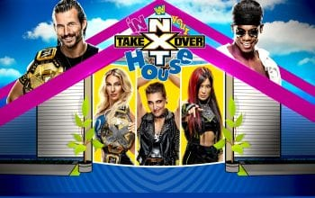 WWE NXT TakeOver In Your House
