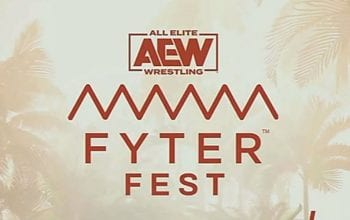 AEW Fyter Fest Announced As Two-Night Event On TNT