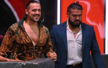 Angel Garza Not Happy About Andrade Calling Him A 'Weak Link' On WWE RAW