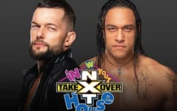 Betting Odds For Finn Balor vs Damian Priest At NXT TakeOver: In Your House Revealed