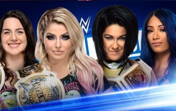 WWE Friday Night SmackDown Results – June 5th, 2020
