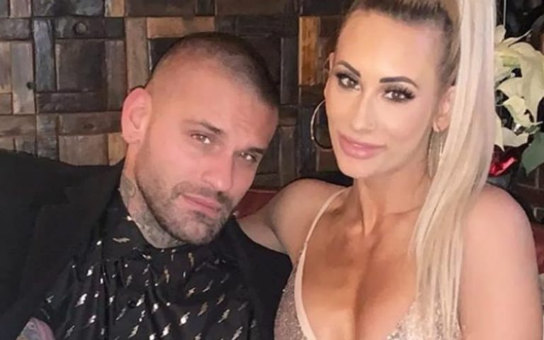 WWE Star Carmella Speaks On Her Personal Life With Boyfriend Corey Graves 2