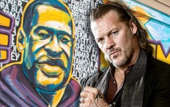 Chris Jericho Donates Big Money To George Floyd Memorial Fund